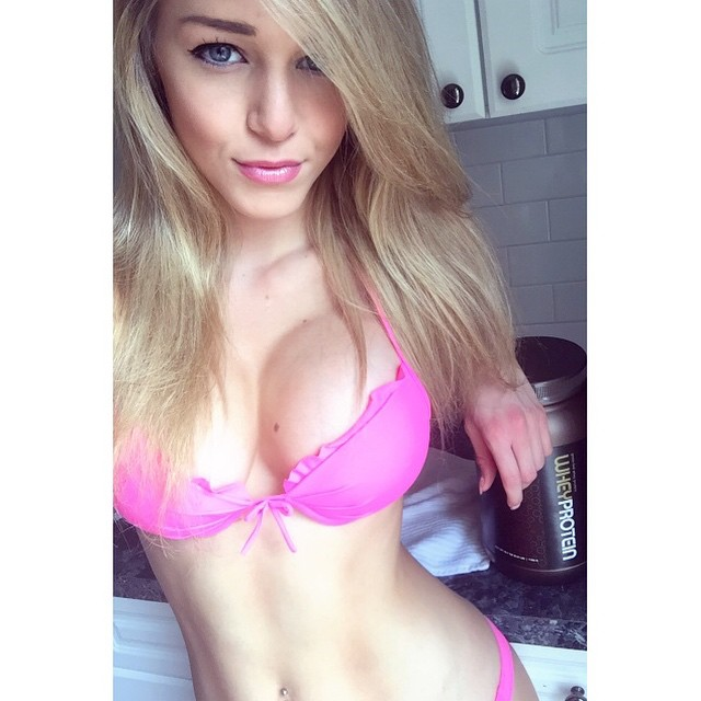 courtney tailor pink lingerie